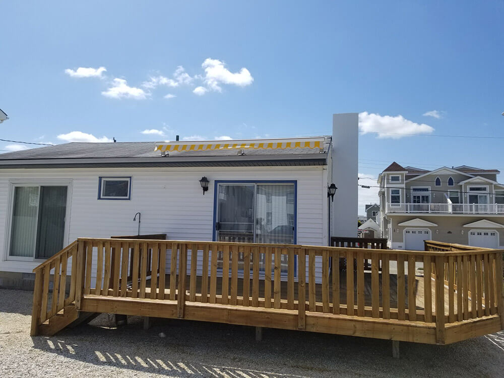 Eclipse Retractable Berges Trenton Awning