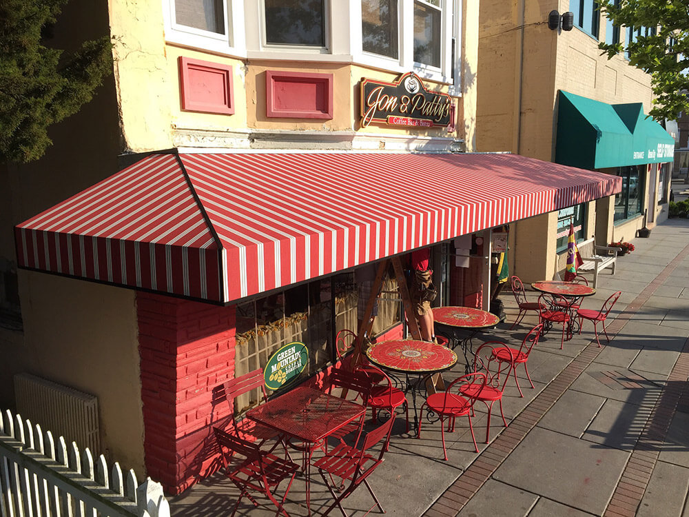 Restaurant Covers Archives Berges Trenton Awning